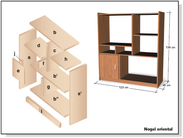 Hacer muebles de madera for Fabricar muebles