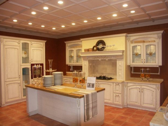 Muebles de madera para cocina for Most popular kitchen designs 2013